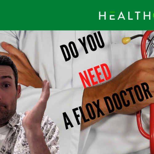 Do you need a floxie doctor?