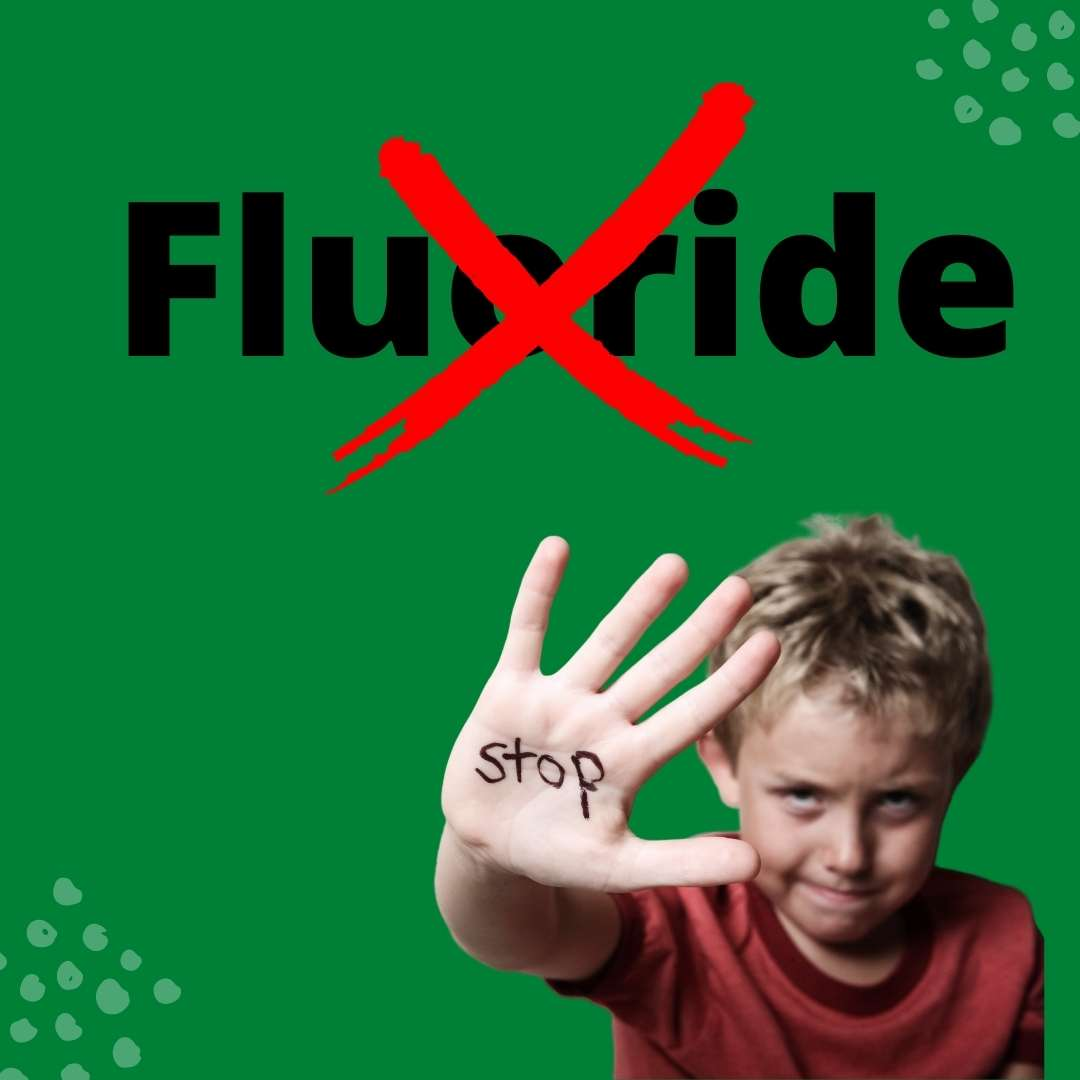 how to remove flouride from your life